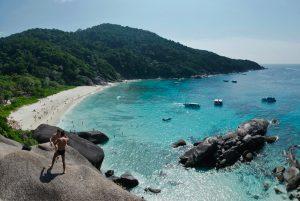croisières aux iles Similan Thaïlande et Birmanie Asiaqua