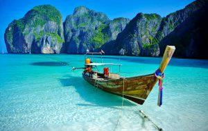 Plongée a la journée Phuket Koh Phiphi Asiaqua