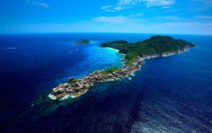 similan island croisières Asiaqua