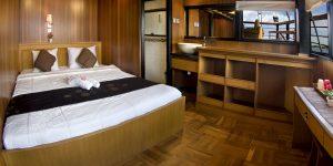 Cheng Ho Double Room Pont Sup Croisière Komodo Asiaqua
