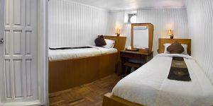 Cheng Ho Twin Cabin Low Deck Croisière Komodo Asiaqua