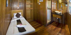 Chen Ho Single Cabin Croisière Komodo Asiaqua