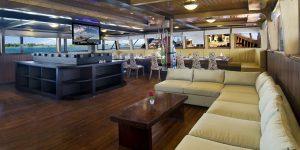 Cheng Ho Lounge Croisière Komodo Asiaqua