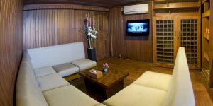 Cheng Ho Cinema Room Croisière Komodo Asiaqua
