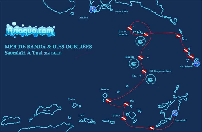 Mer De Banda Asiaqua Octobre 2019