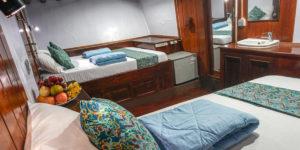 Pearl Of Papua Cabin Suite Double Asiaqua