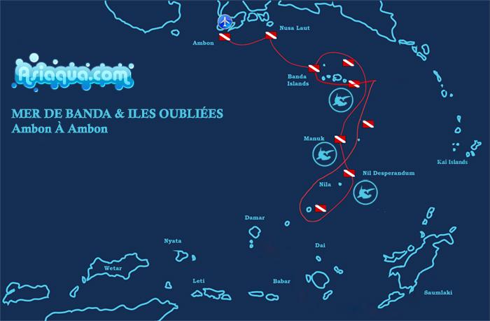 Mer De Banda Asiaqua Octobre Novembre 2021